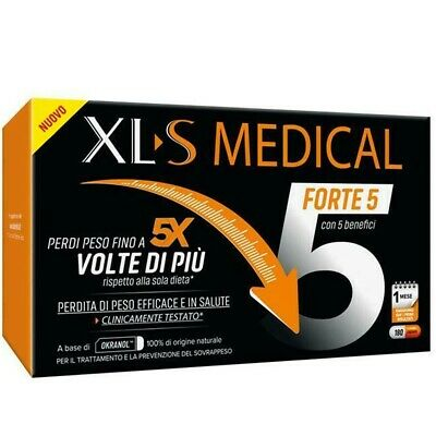 XLS Medical Forte 180cpr