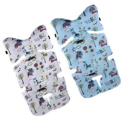 Baby Kids Infant Trolley Stroller Pram High Chair Seat Liner Pad Cushion Mat
