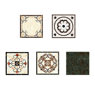 Pack 10 - Tile Wall Stickers DIY Art Decal Kitchen Bathroom Mural Decals