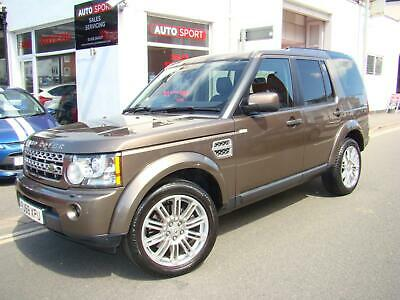 Land Rover Discovery 4 TDV6 3.0 HSE 7 SEATER Automatic, 59 REG with 64K Miles