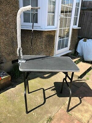 Pet Grooming Table Portable Foldable
