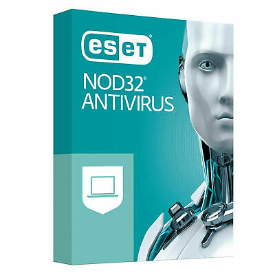 Antivirus Eset Nod 32 1 Pc - 12M - Lic. Elettronica