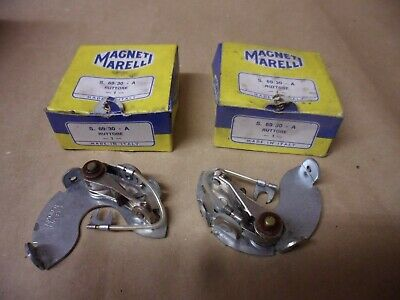 Magneti Marelli S69/30A Contact Sets X2 Fiat 9903363