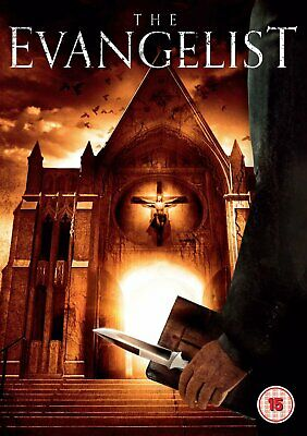 The Evangelist. DVD. (New Jersey Ripper) New/Sealed.