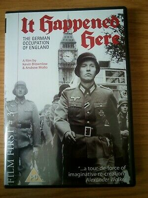 It Happened Here - DVD  Nazi's Controlled England