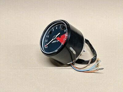 NOS Honda 1970 CB175/250/350 SUPERSPORT Tachometer Assembly