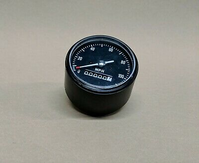 NOS Honda CB100 SUPERSPORT Speedometer Assembly MPH