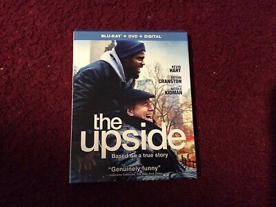 The Upside Blu Ray / Dvd / Digital