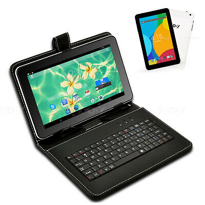 """XGODY 1+16Gb 9"""" Inch Android 6.0 Quad-core IPS Dual Cam Wifi Tablet PC Kids gift"""