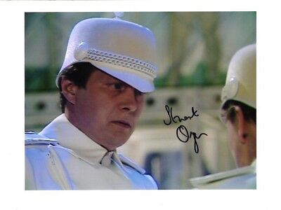 Doctor Who Autograph: STUART ORGAN (Dragonfire) Signed Photo