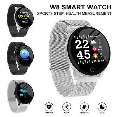 XGODY Smart Watch Heart Rate BP Monitor Fitness Health Tracker Bluetooth Watches