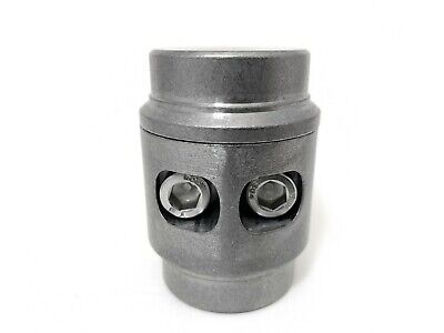 """1-1/2"""" Weld In Tube Connectors Adapter Roll Cage Bungs Fits .095 & .120 Wall"""