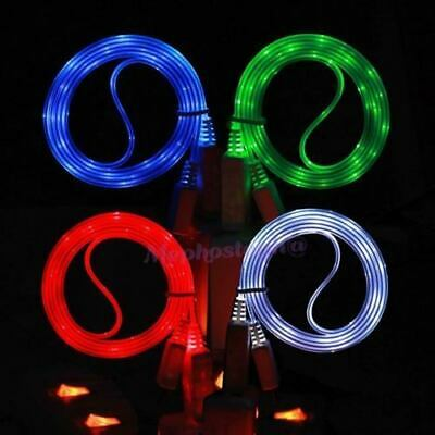 LED flowing Light Up USB Sync For iPhone Charger Data Cable Charging Cord