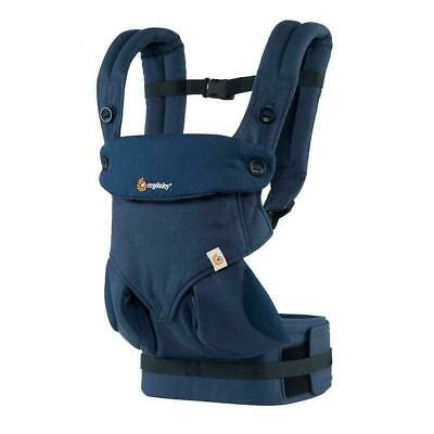 Ergobaby 360 4 Positions All-in-One Ergonomic Baby Carrier Blue