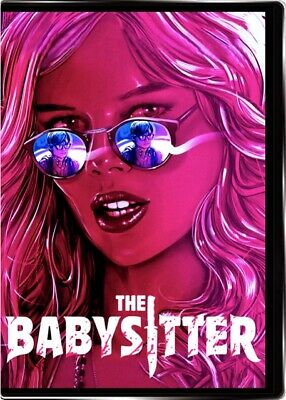 The Babysitter (2017) Netflix  DVD Samara Weaving, Bella Thorne  Horror/Comedy