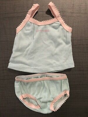 "includes 3 camis /& briefs NIP NEW For 18"" Doll American Girl Cami /& Brief Set"