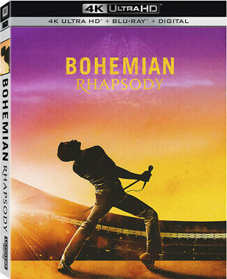 Bohemian Rhapsody (2019, Blu-ray NEUF)2 DISC SET