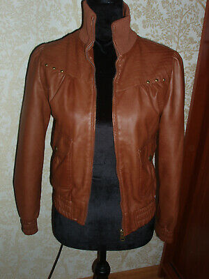 GREAT There Here girls brown jacket, size 152 cm