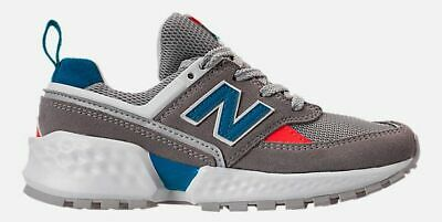 sale retailer 9dfdc 6247e NEW BALANCE 574 Sport V2 Boys Gs Casual Marblehead - Deep Ozone Blue  Authentic
