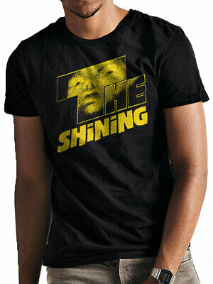 The Shining T-Shirt Stanley Kubrick Stephen King Here Is Johnny Twins Horro 3297