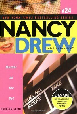 NEW - Murder on the Set (Nancy Drew: All New Girl Detective #24)