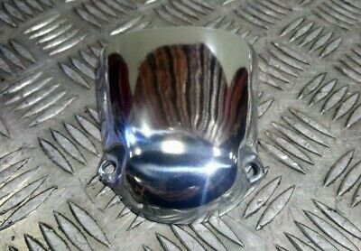 Lambretta S3 Pegasus Flat Air Scoop Chrome