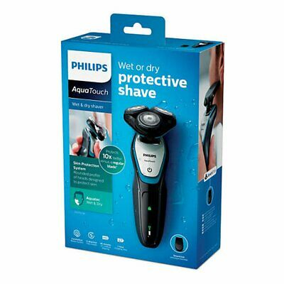 Brand New Genuine Philips S5070/06 AquaTouch Wet And Dry Electric Men's Shaver