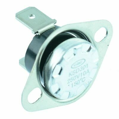 90°C Normally Open Thermostat Thermal Temperature Switch Sensor NO