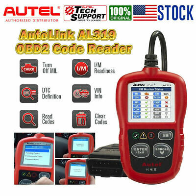 OBD OBD2 Engine Universal Car Code Reader Scanner Diagnostic Tool Auto Check I/M