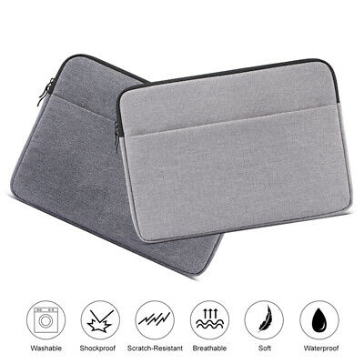 Sleeve Case Bag Notebook Cover Laptop For MacBook Air Pro Lenovo HP Dell Asus