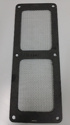 New Interstate McBee Blower Screen Assembly Gasket 5103601