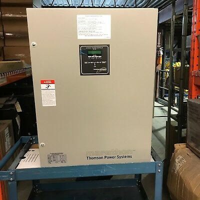 AUTOMATIC TRANSFER SWITCH Controller between mains and