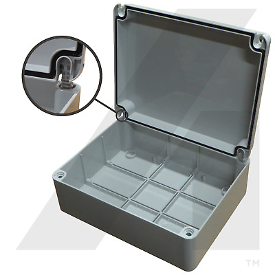 Waterproof Outdoor Junction Box Weatherproof Enclosure 240 x 190 x 90mm IP56