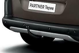 New Genuine Citroen Berlingo Peugeot Partner Multispace B9 Fixed Towbar