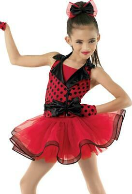 Dance Costume Child /& Adult Sizes Pink or Lime Jazz SASSY CUTE GROUP Competition