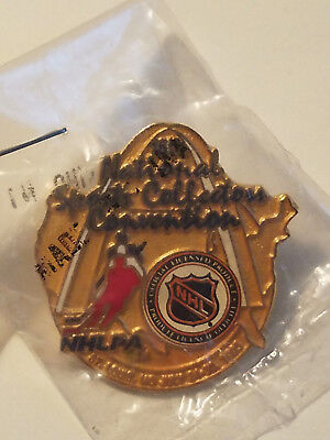 16th Annual National Sports Collectors Convention NHL Pin July 1995