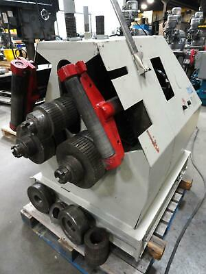 Columbus FTX-P Angle Roll 5.5HP Heavy Duty w/die sets