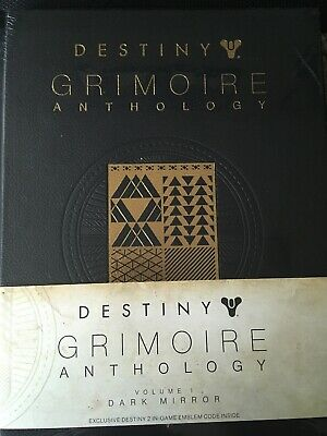 "Destiny - Grimoire Anthology Volume 1 - with In-Game Emblem ""CODEX DOCTRINAE"""