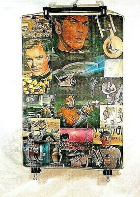 1976 #3382 Star Trek Collage Poster by Dargis Associates Original Non repro!