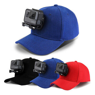 PULUZ Baseball Hat Cap for GoPro Outdoor Sun Hat Topi Cap with Holder Mount US
