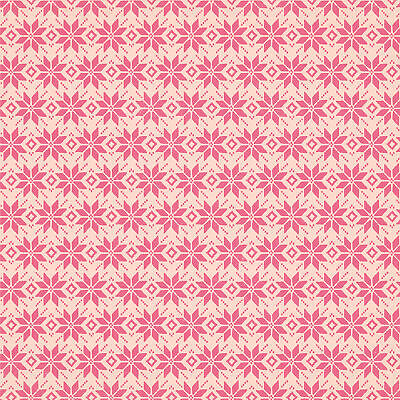 "American Crafts Holiday/Event Single-Sided Cardstock 12""X12""-Fair Isle - 25 Pack"