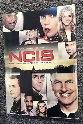 NCIS Naval Criminal Investigative Service The Fifteenth Season 15 (6 DVD) Sealed