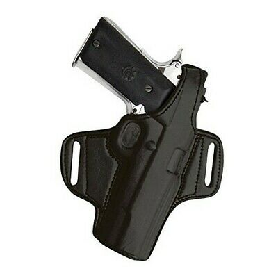 Tagua Bh1-1106 Thumb Break Belt Holster - Walther P99 - Black - Left Handed