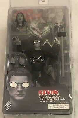 FRANK MILLERS SIN CITY Lot of 2 KEVIN  ~ B/&W SERIES 2 /& EXCLUSIVE ~  NECA 2005