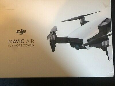 DJI Maverick Air HD Camera Drone Flame Red