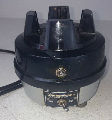 Hamilton Beach Heavy Duty Commercial 2 Speed Mixer Base Model 908