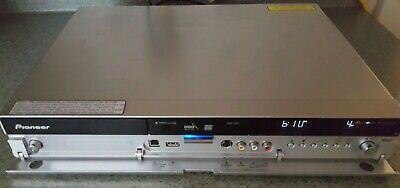 Pioneer DVD-Recorder and 160 GB Hard Drive Model DVR-640H-S - No Remote