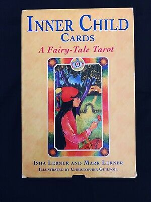INNER CHILD CARDS. A Journey into Fairy Tales, Myth and Nature. Tarot Oracle