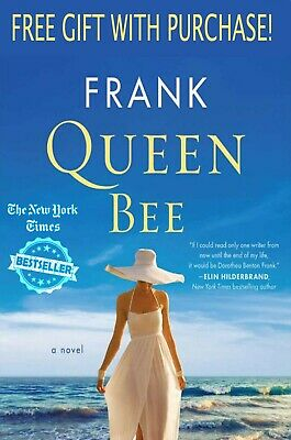 Queen Bee: A Novel by Dorothea Benton Frank 🌟Fast Email delivery🌟
