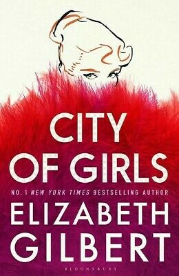 City of Girls by Elizabeth Gilbert 🌟Fast Email Delivery Free Book🌟